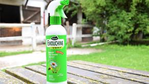 J'ai testé Emouchine vert & le roll-on insectifuge by Ravene