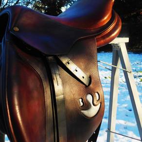 J'ai testé la boutique de selles haut de gamme d'occasion Attractive saddle