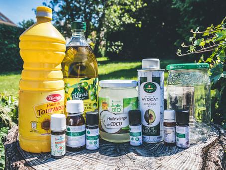 Fabriquer une huile nourrissante pour les sabots de son cheval
