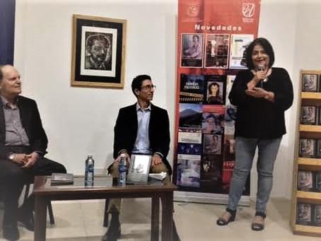 """""""A los 50 dejas de vivir para otros y empiezas a vivir para ti"""". MartE Uribe, editora y escritora"""