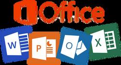 Office-Logos transparent