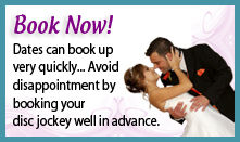 Avoid disappointment as dates can book up very quickly. Call today!