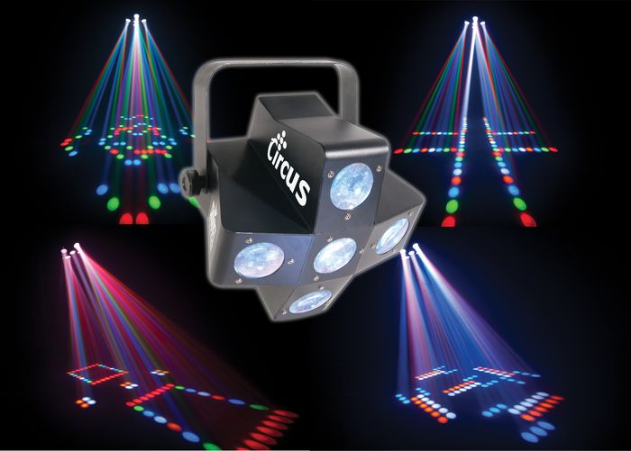 Chauvet Circus LED lighting effect