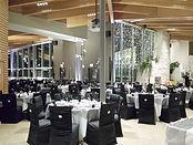 Qualico Family Centre dining room in Winnipeg Manitoba