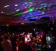 Dance Floor Lighting and Uplighting