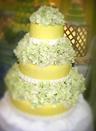 Wedding Cake by Chocolate Zen Bakery in Winnipeg Manitoba