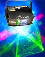 Chauvet Cirrus Laser