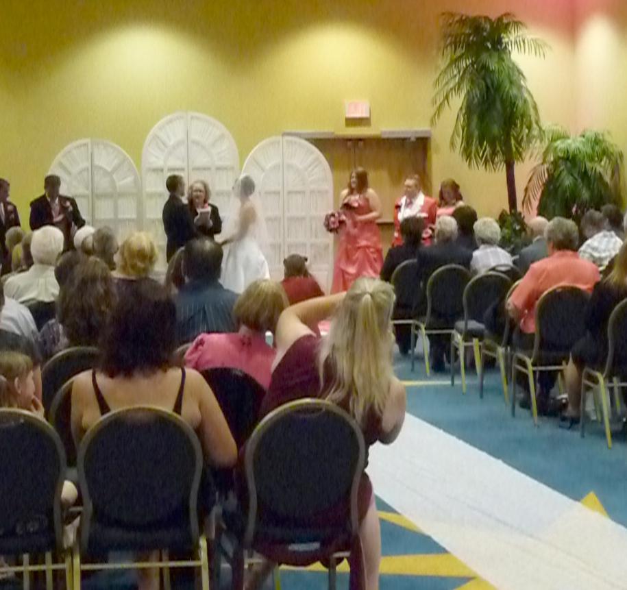 South Beach Casino Wedding Ceremony