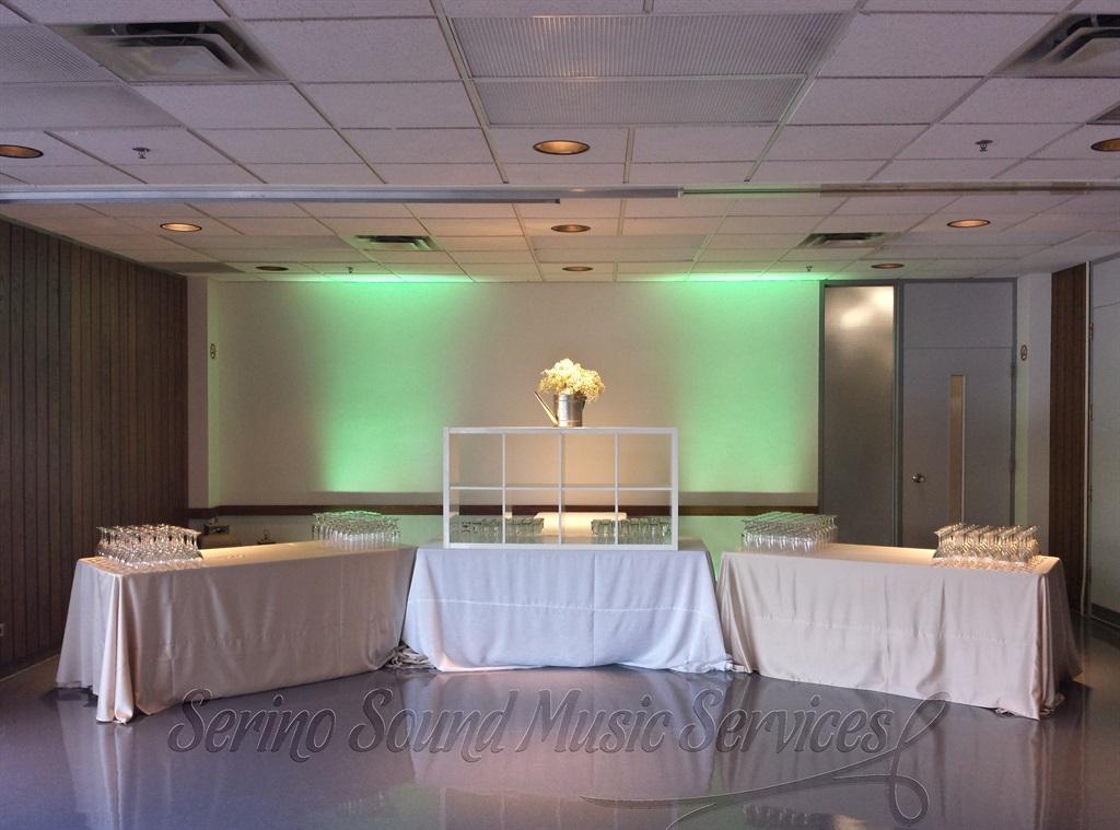 Mint green decor lighting