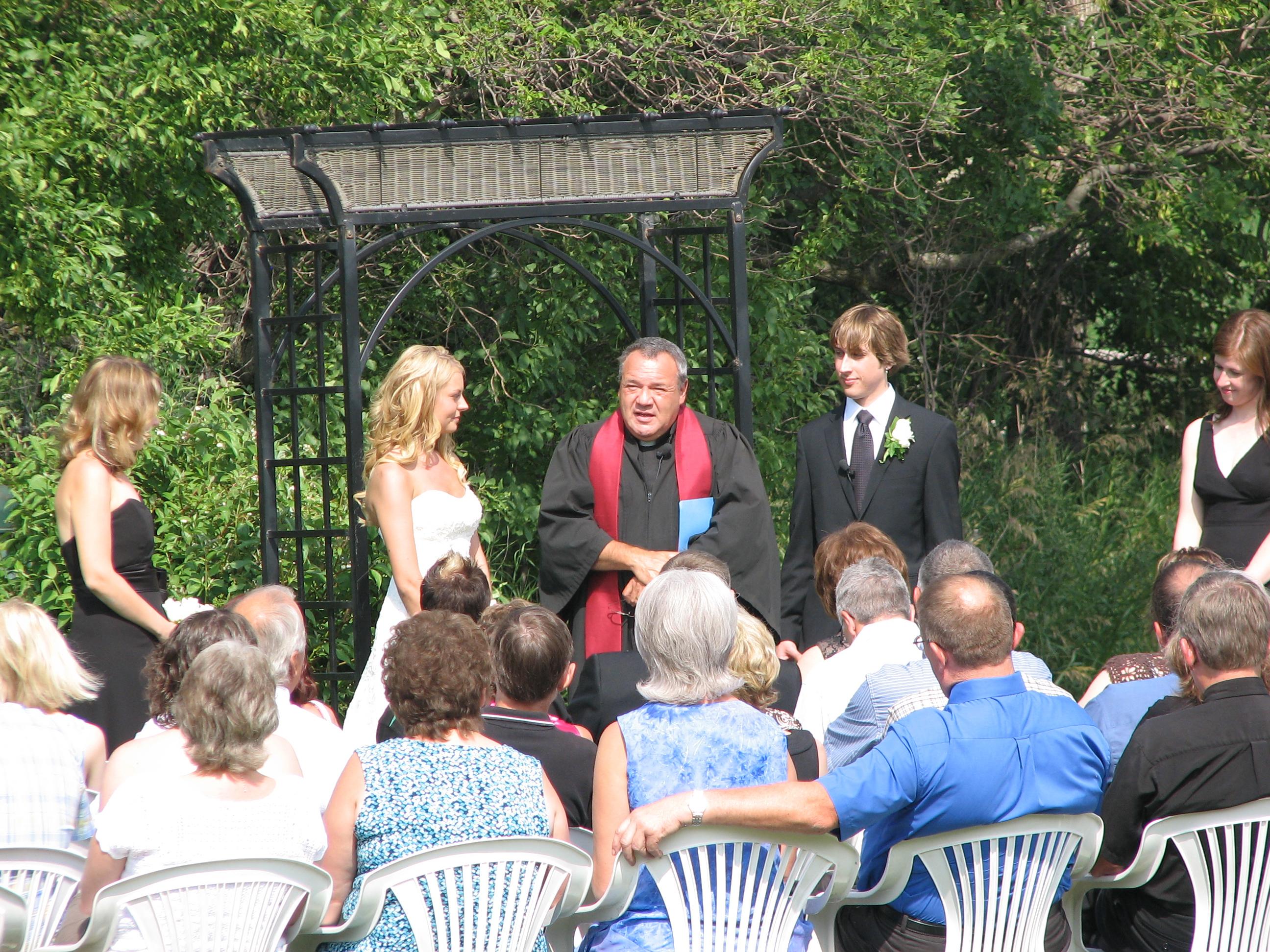 Bridges Golf & Country Club Wedding