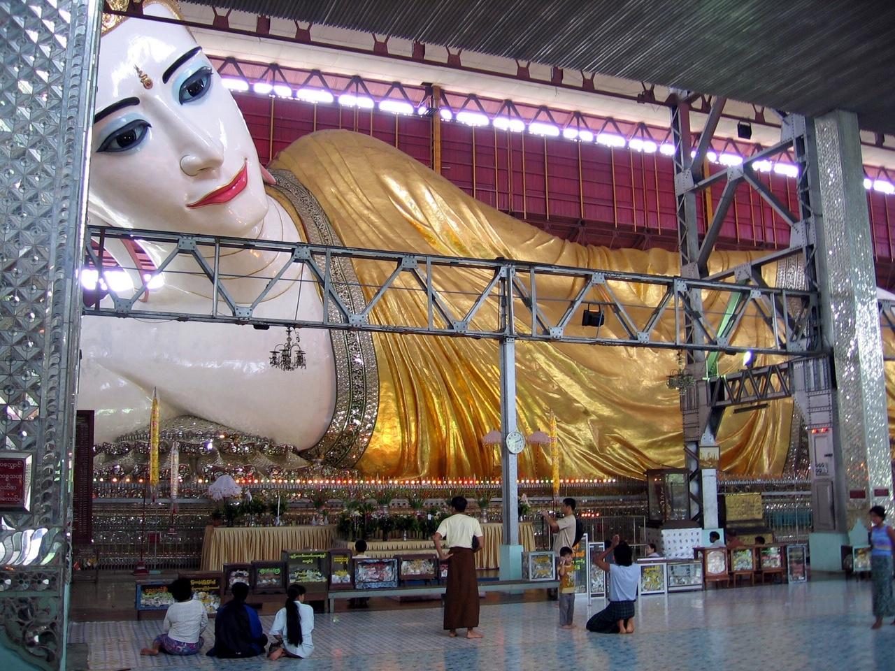 Chaukhtagyi Buddha Temple