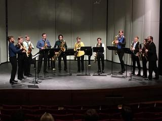 Hartt Sax Ensemble NASA 2019