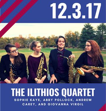 The Ilithios Quartet in Concert
