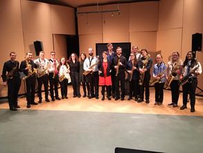 Happy Birthday Adolphe Sax!: Hartt Saxophone Studio Recital 2018