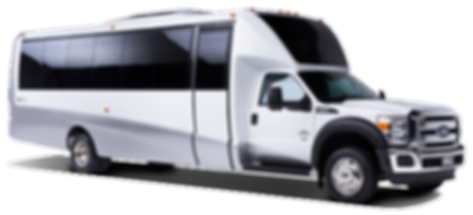 F-550-Luxury-Shuttle-Mini-Bus-White-TRAN