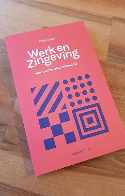Loopbaanadvies Groningen Heidi Jansen
