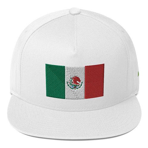 Flat Bill Cap Mexico