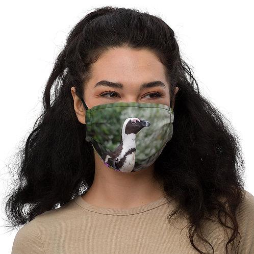 Premium face mask penguin design