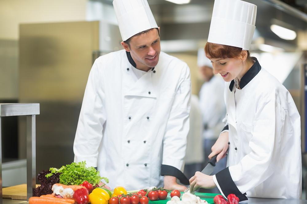 Chefs profesionales Australia