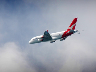 Qantas: international flights and their reservations reopen from July