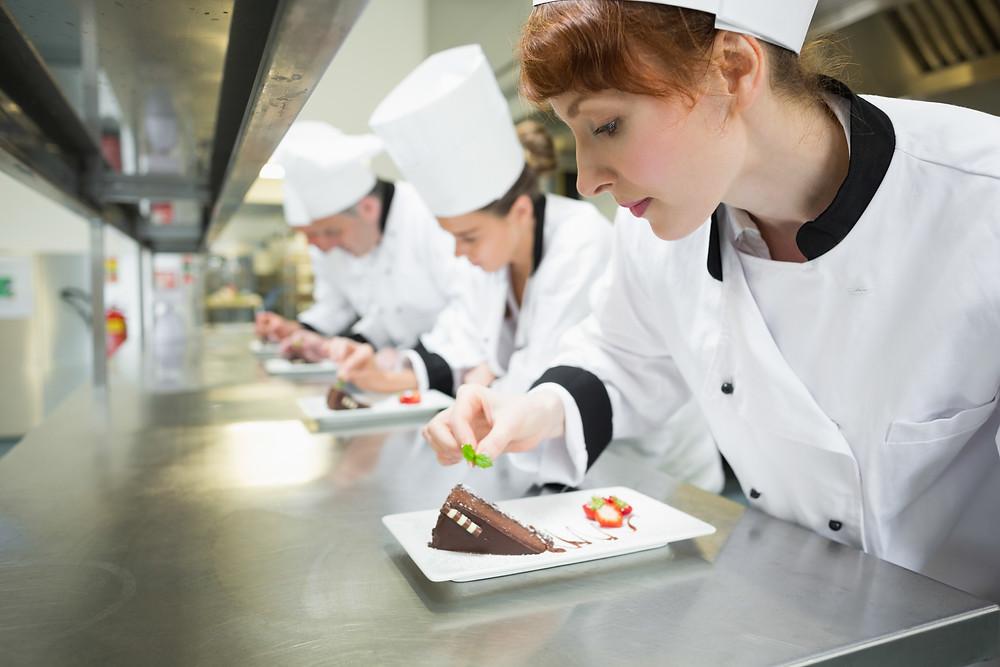 Chefs profesionales en Australia