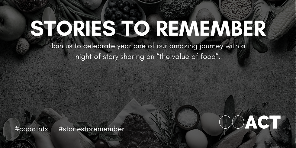 Stories to Remember