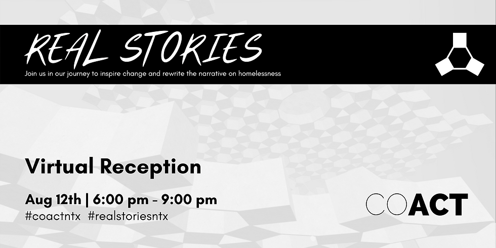 Real Stories Virtual Reception
