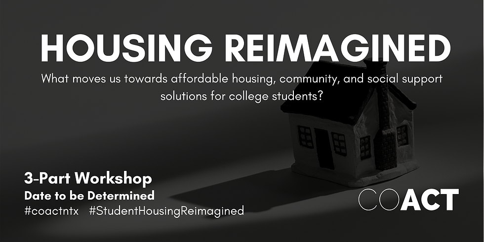 Housing Reimagined Series 01