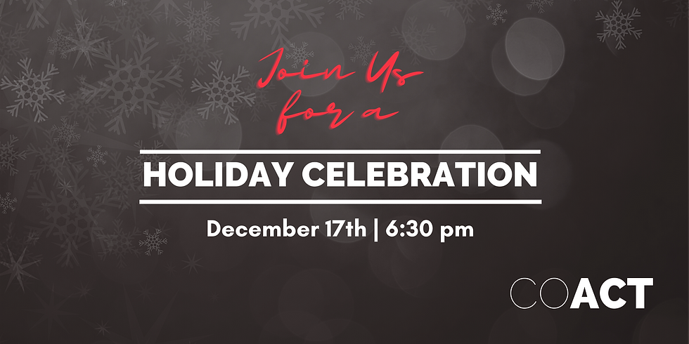 CoAct Holiday Party