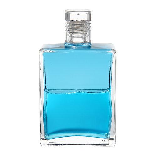 Bottle #43 Creativity - Turquoise/Turquoise