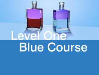 Aura-Soma® Singapore Level 1 Blue course 20th-23rd July (Mon-Thu) 2020