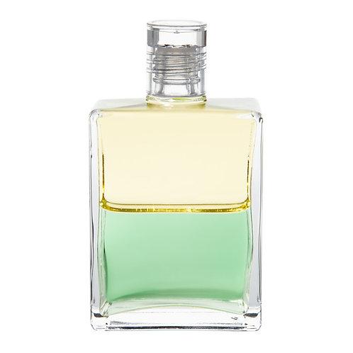 Bottle #74 Triumph - Pale Yellow/Pale Green