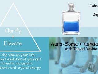 Aura-Soma®+ Kundalini Yoga with Theiael Yoshie & Sita Pavan -         Super New moon event on 29