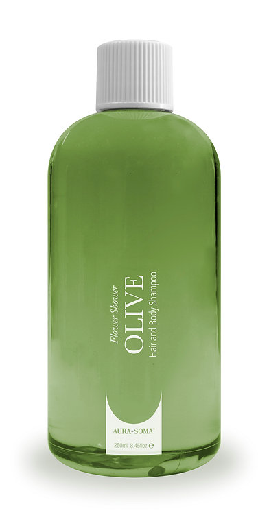 Flower Shower Hair and Body Shampoo - Olive