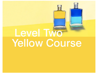 Aura-Soma Level2 Yellow Course  March 21-24th (Thu-Sun) 2019 in Singapore