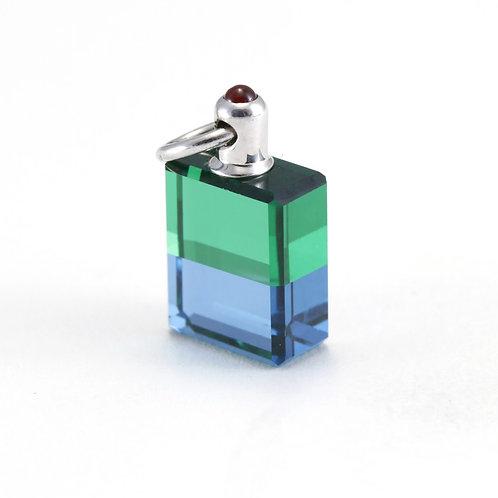 IRIS #88 Jade Emperor - Green/Blue