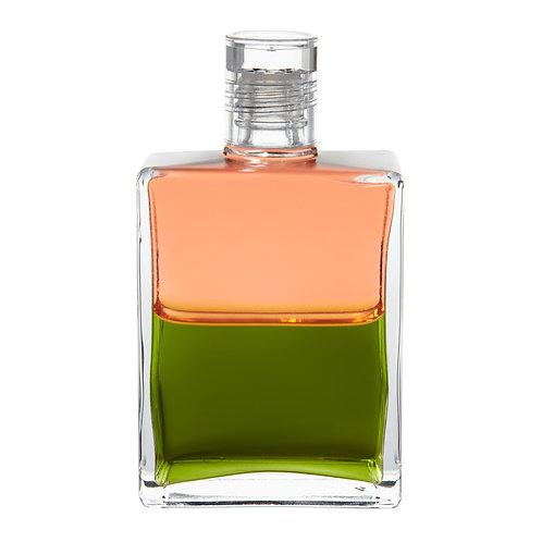 Bottle #92 Gretel - Pale Coral/Olive