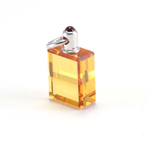 IRIS #04 Sunlight Bottle - Yellow/Gold