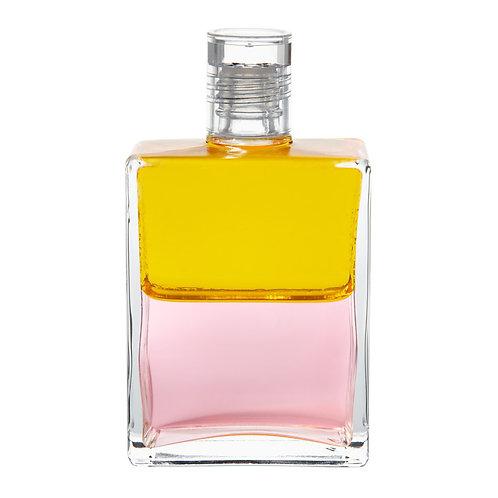 Bottle #22 The Rebirther's Bottle, Awakening - Yellow/Pink
