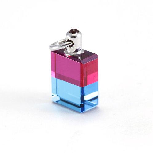 IRIS #75 Go with the Flow - Magenta/Turquoise