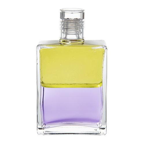 Bottle #106 Archangel Ratziel - Pale Olive/Lilac