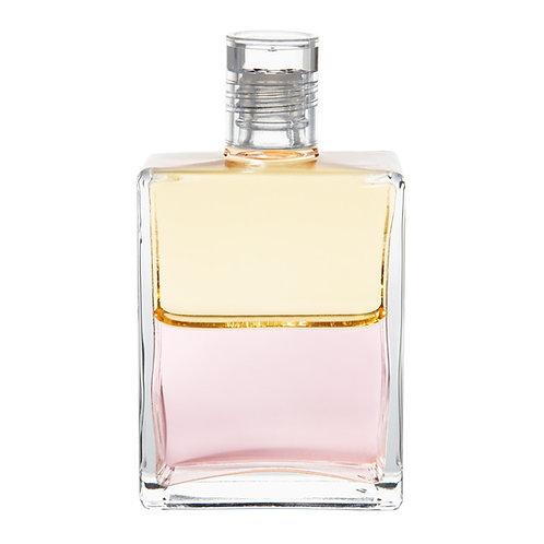 Bottle #59 Lady Portia - Pale Yellow/Pale Pink