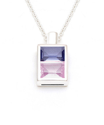 The Actress – Silver Pendant PBL66