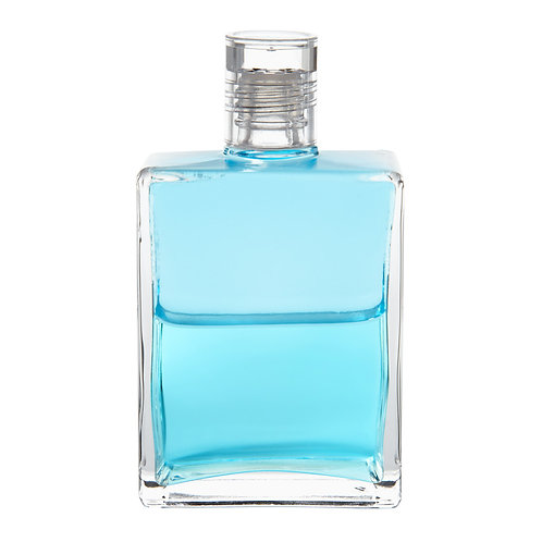 Bottle #62 Maha Chohan - Pale Turquoise/Pale Turquoise