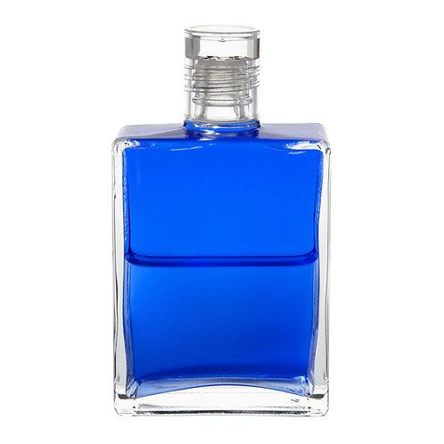 Bottle #02 Peace Bottle - Blue/Blue