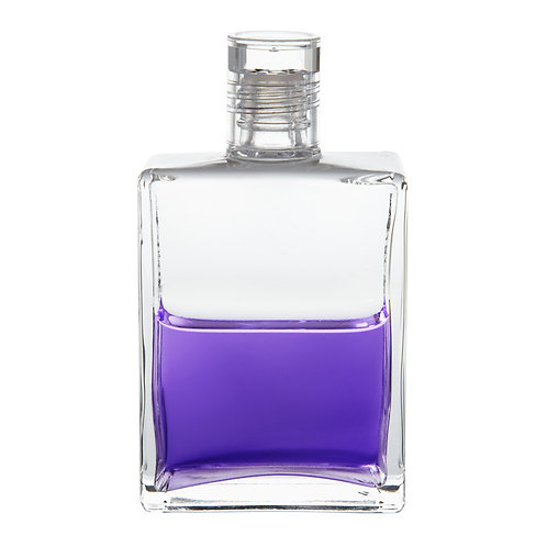 Bottle #15 Service in the New Aeon - Clear/Violet