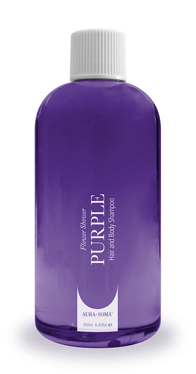 Flower Shower Hair and Body Shampoo - Purple