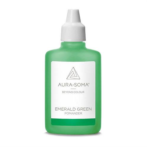 Pomander - Emerald Green / エメラルドグリーン
