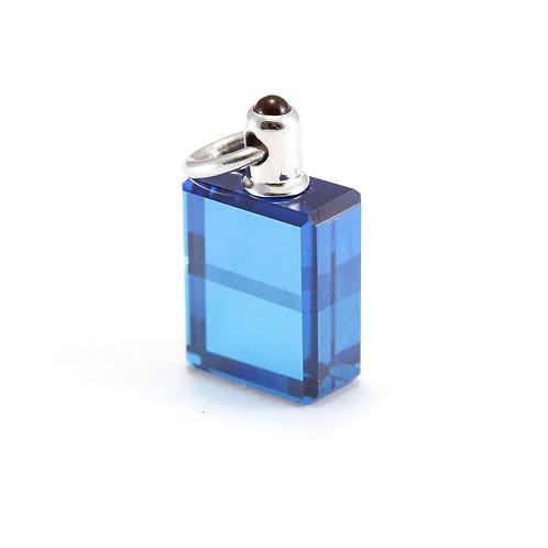 IRIS #43 Creativity - Turquoise/Turquoise