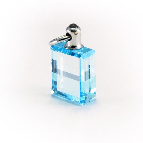 IRIS #62 Maha Chohan - Pale Turquoise/Pale Turquoise